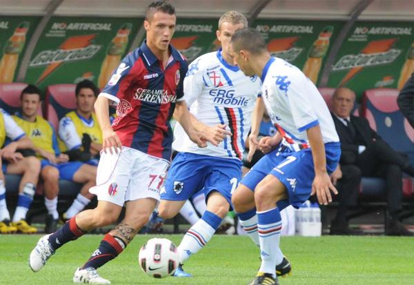 Siligardi © BOLOGNA FC