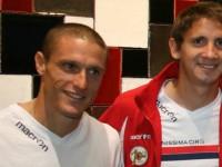 ペレス Perez, ラミレス Ramirez がウルグアイ代表、モラスがギリシャ代表に選出