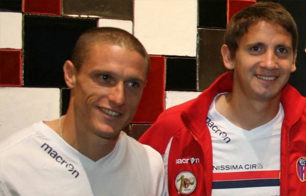 Perez e Ramirez © Bologna FC