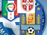 ボローニャの代表組 ヴィヴィアーノ Viviano 、ラドヴァノヴィッチ Radovanovic 、ガストン・ラミレス Gaston Ramirez が、代表戦に出場