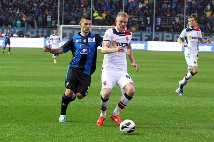 ソーレンセン © Bologna FC
