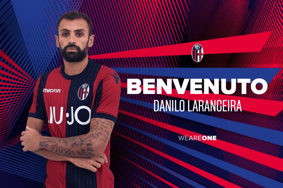 Danilo Larangeira ダニーロ・ラランジェイラを獲得