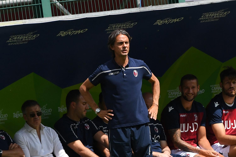 あんまりピッポに見えない... © Bologna FC