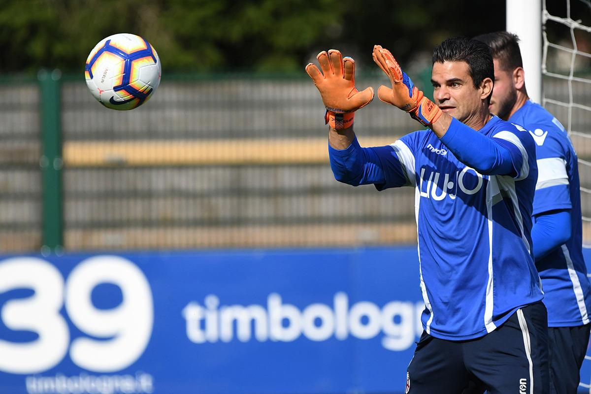 Angelo Da Costa アンジェロ・ダ・コスタとの契約を2020年まで延長 © Bologna FC