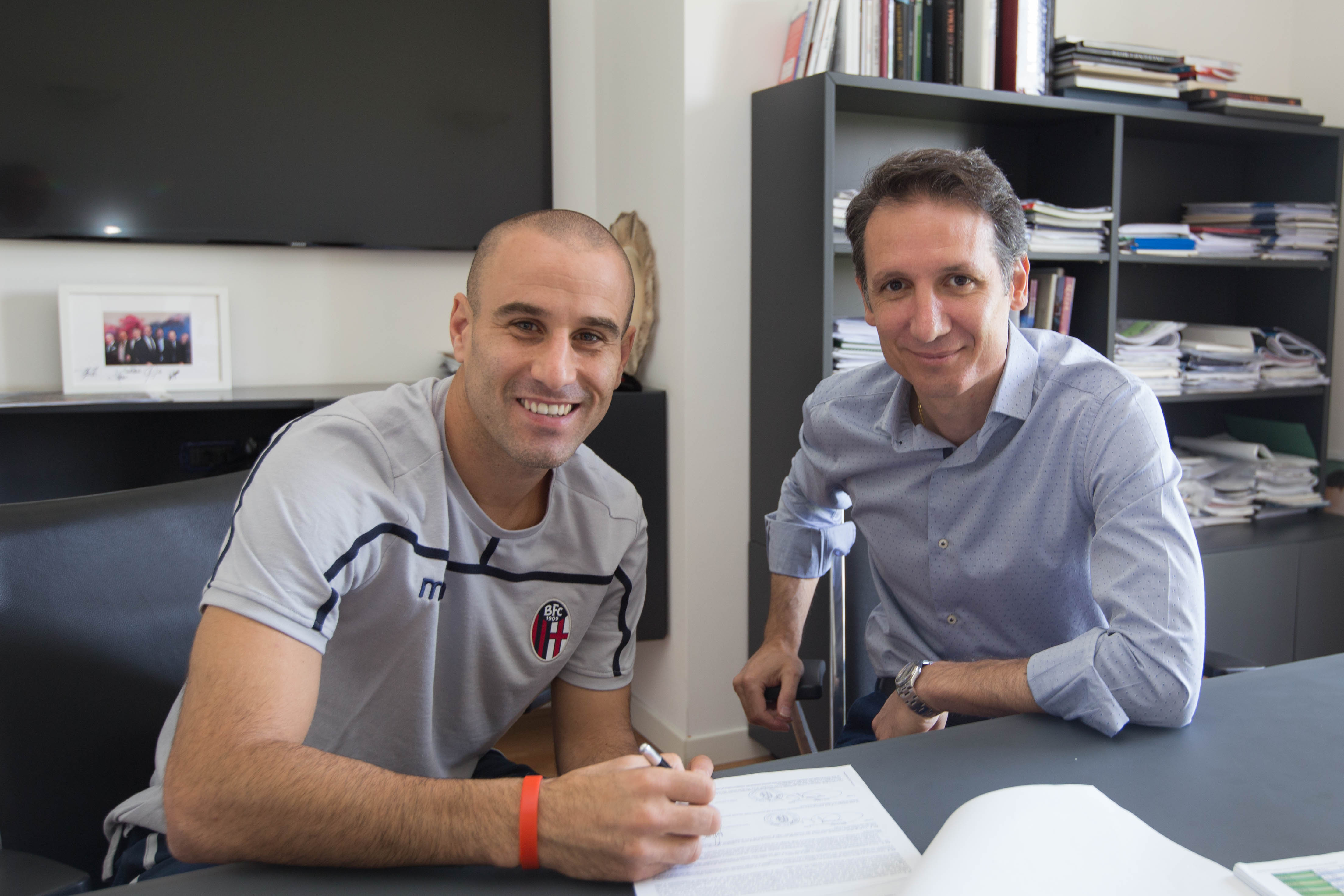 Godfred Donsah ゴッドフレッド・ドンサー、Rodrigo Palacio ロドリゴ・パラシオとの契約を延長