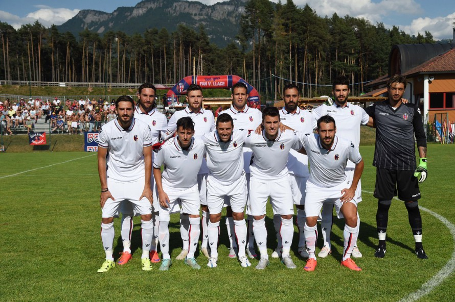 Al Ahli とのプレマッチは1-0でボローニャが勝利
