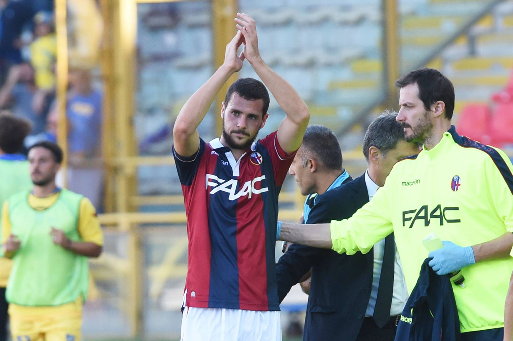結果のでないデストロ © Bologna FC