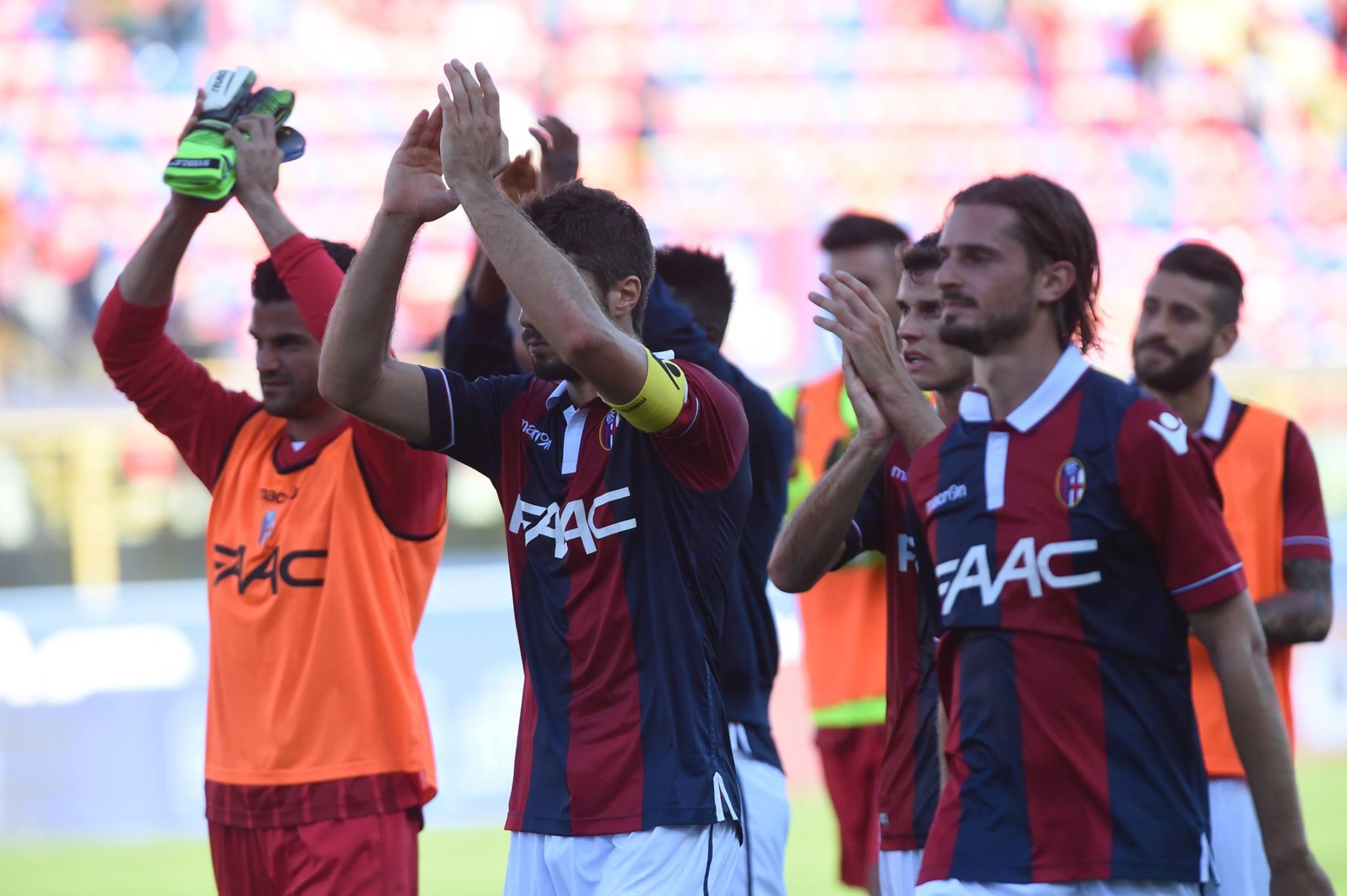 Grandiiii!!! © Bologna FC