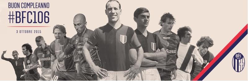 10月3日は、ボローニャFC 1909 クラブ創設記念日 © Bologna FC