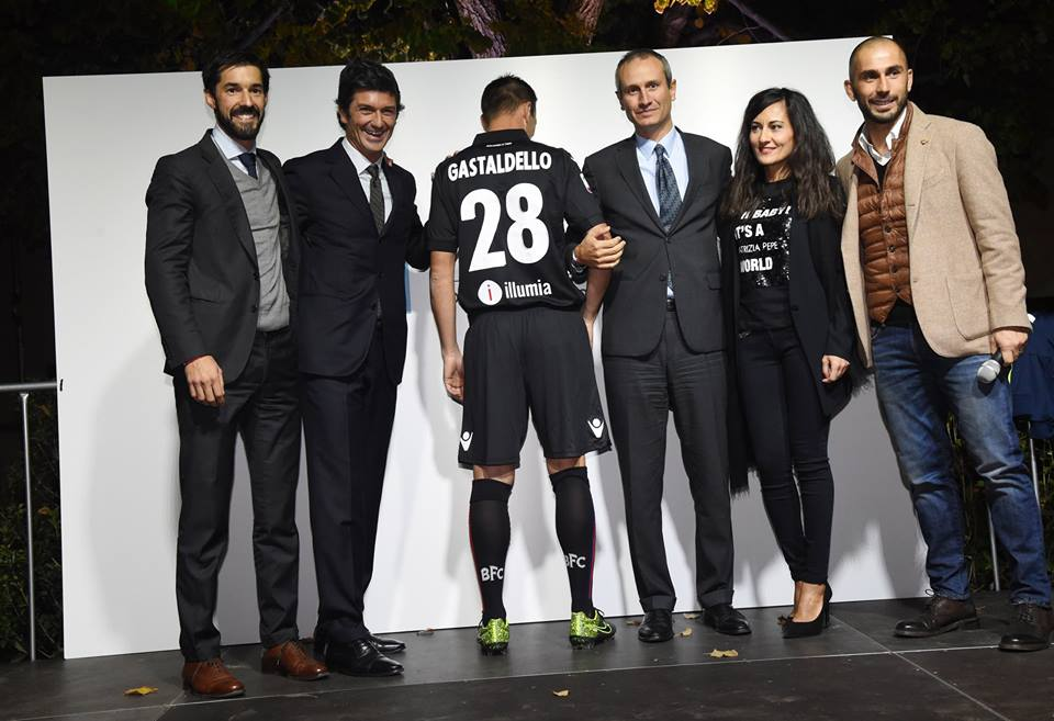 ボローニャ、2015-2016シーズン用のサードユニフォームを発表 © Bologna FC
