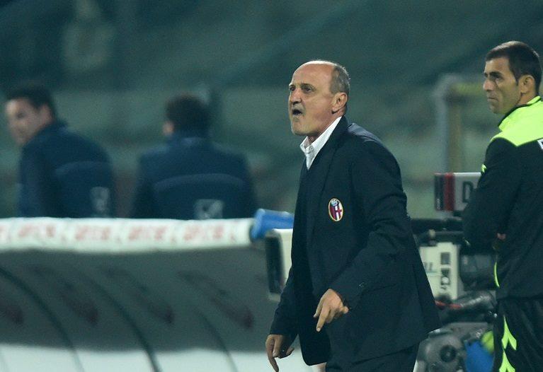 首が繋がったロッシ © Bologna FC