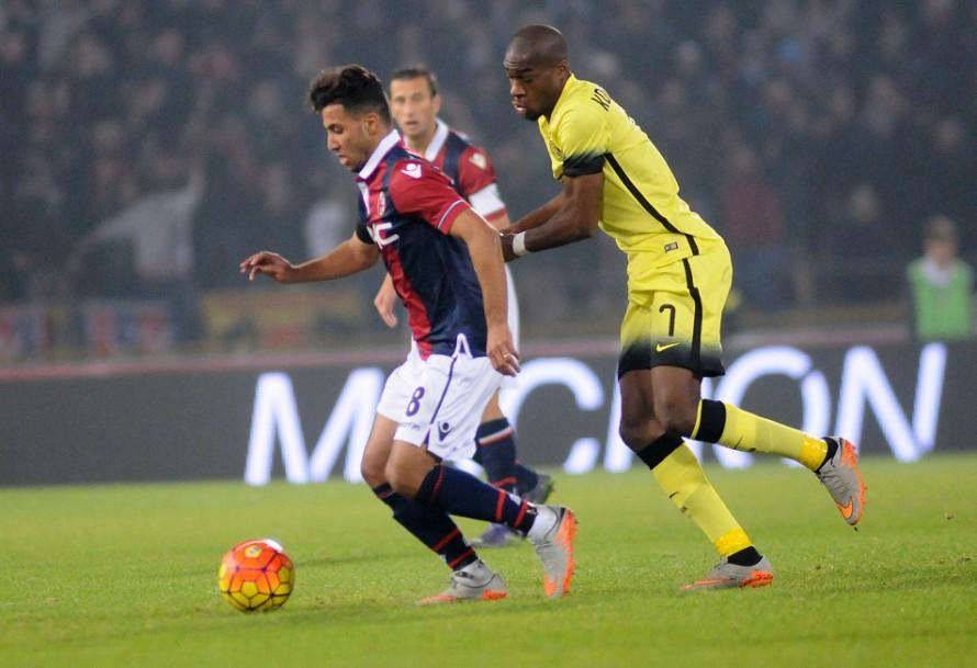 フェラーリ事故って、ボローニャ8敗目 © Bologna FC
