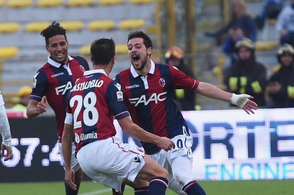 鮭、トロ、鰤で、ボローニャ快勝 © Bologna FC