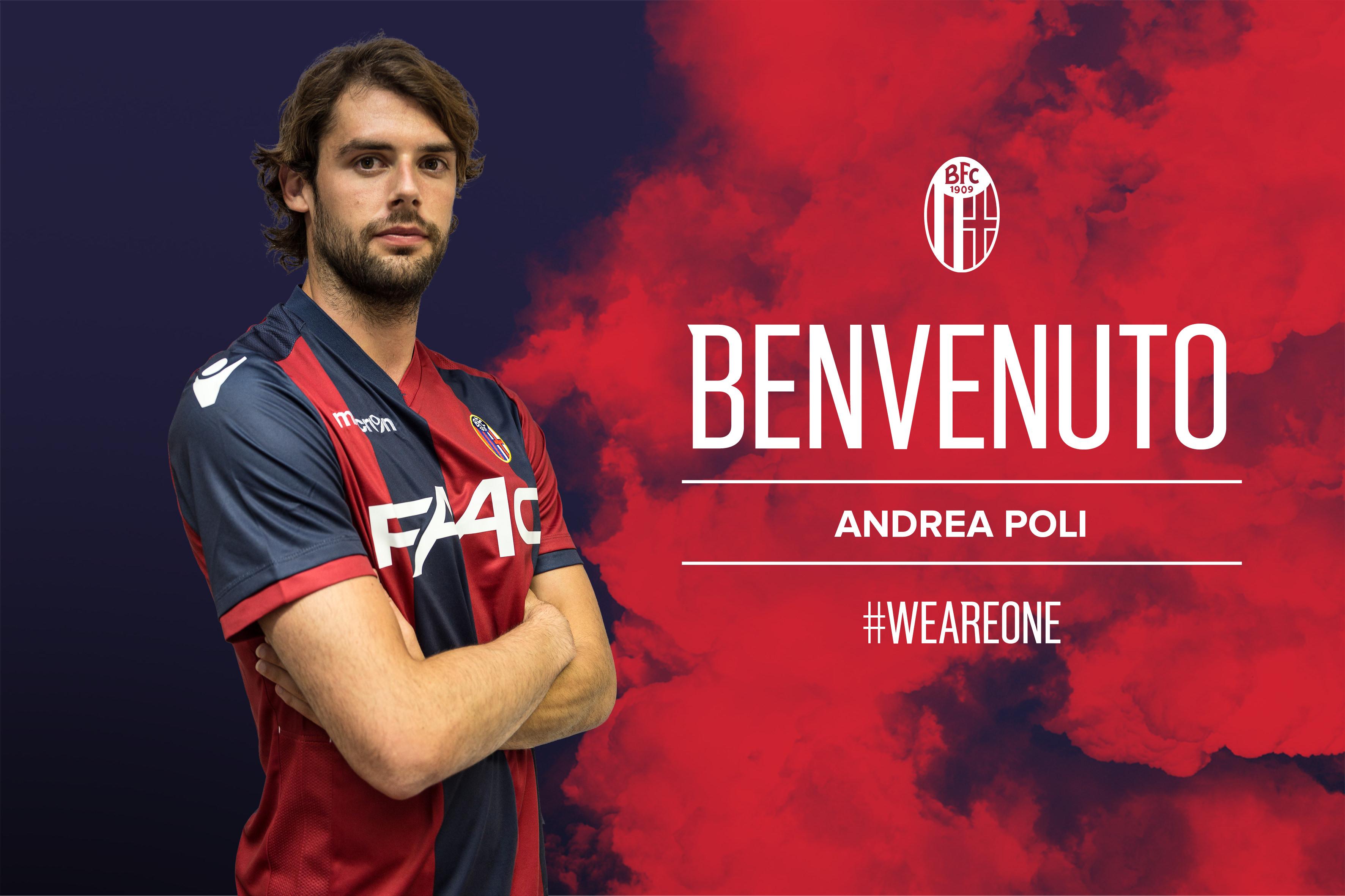 Andrea Poli アンドレア・ポーリ