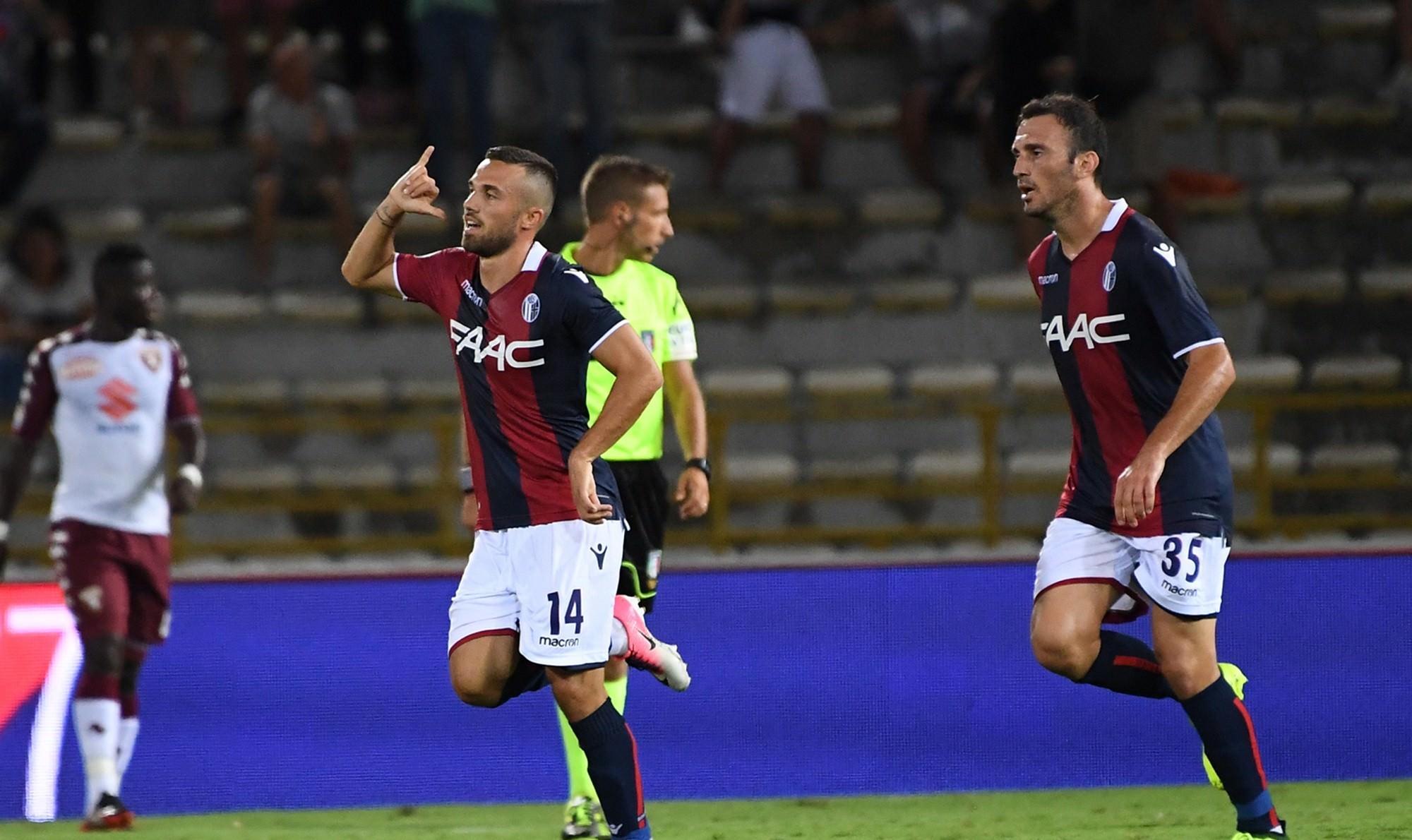 開幕戦はトリノ相手に1-1のドロー © Bologna FC