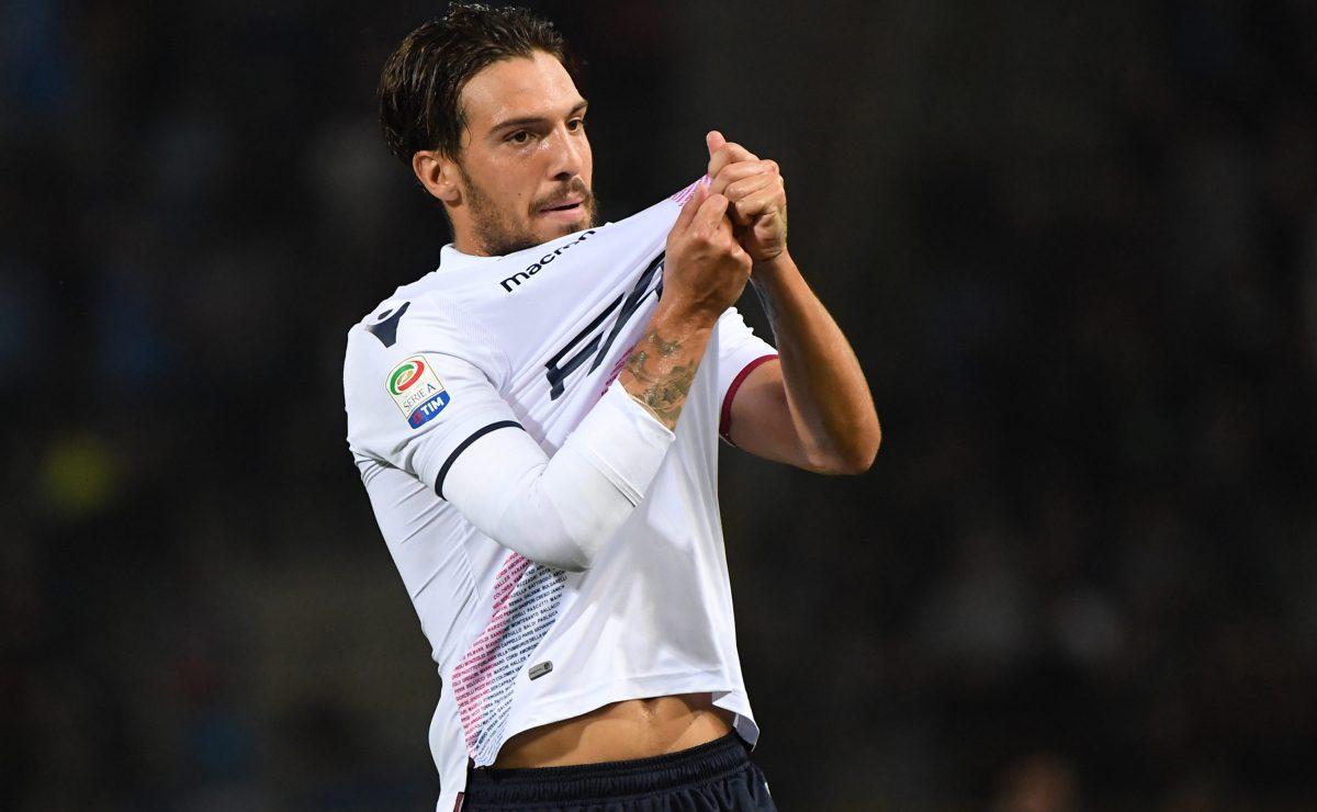 ボローニャ、ナポリに0-3で敗れる