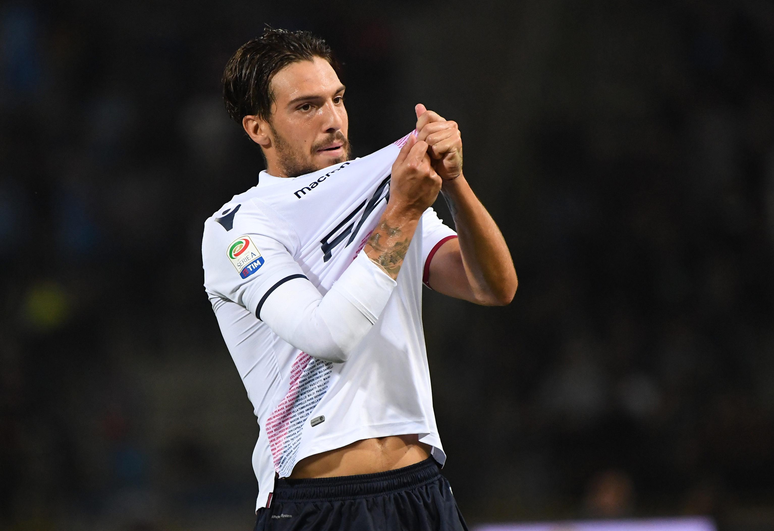 ボローニャ、ナポリに0-3で敗れる © Bologna FC