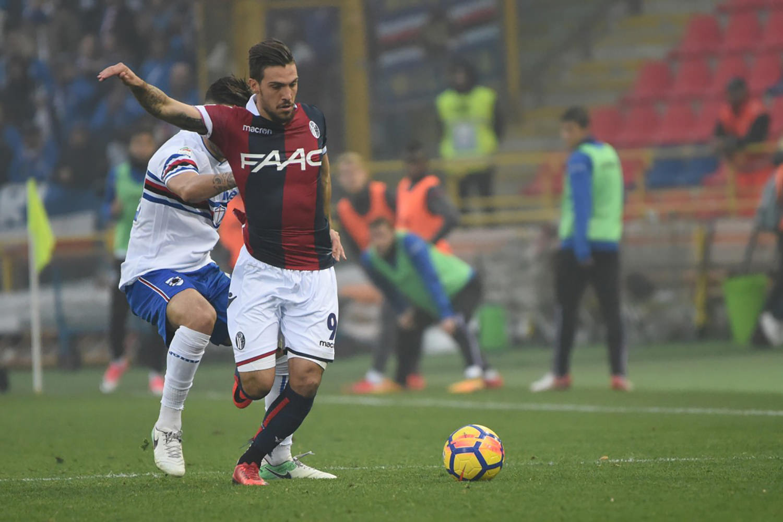 好調のヴェルディ。先日は両足でフリーキックを決めていましたね。 © Bologna FC