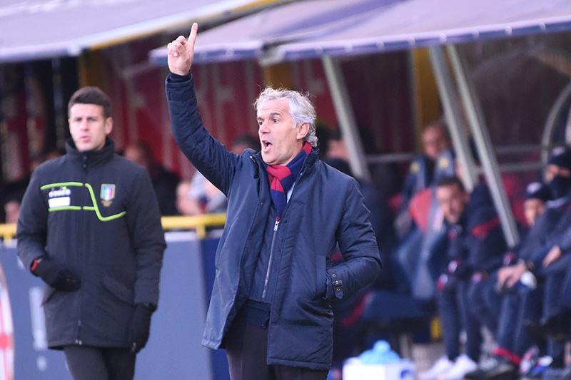 デストロのゴールで追い付き、カリアリとドロー決着 © Bologna FC