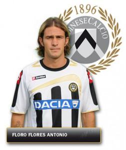 フローロ・フローレス © Udinese